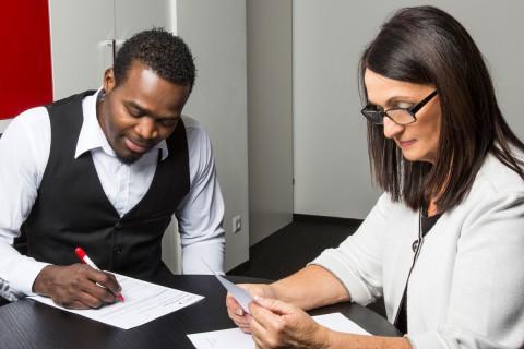 Bewerbung Integer Personalmanagement