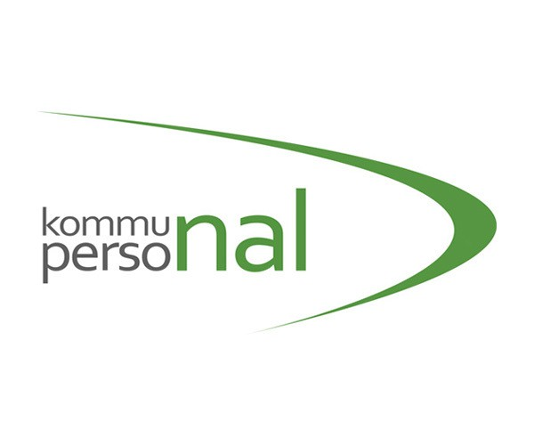 kommunalpersonal logo