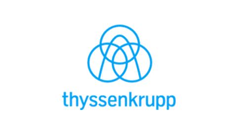 tyhssenkrupp Logo